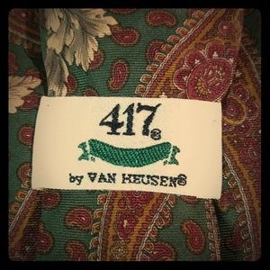 417 by VAN HEUSEN Men's Tie